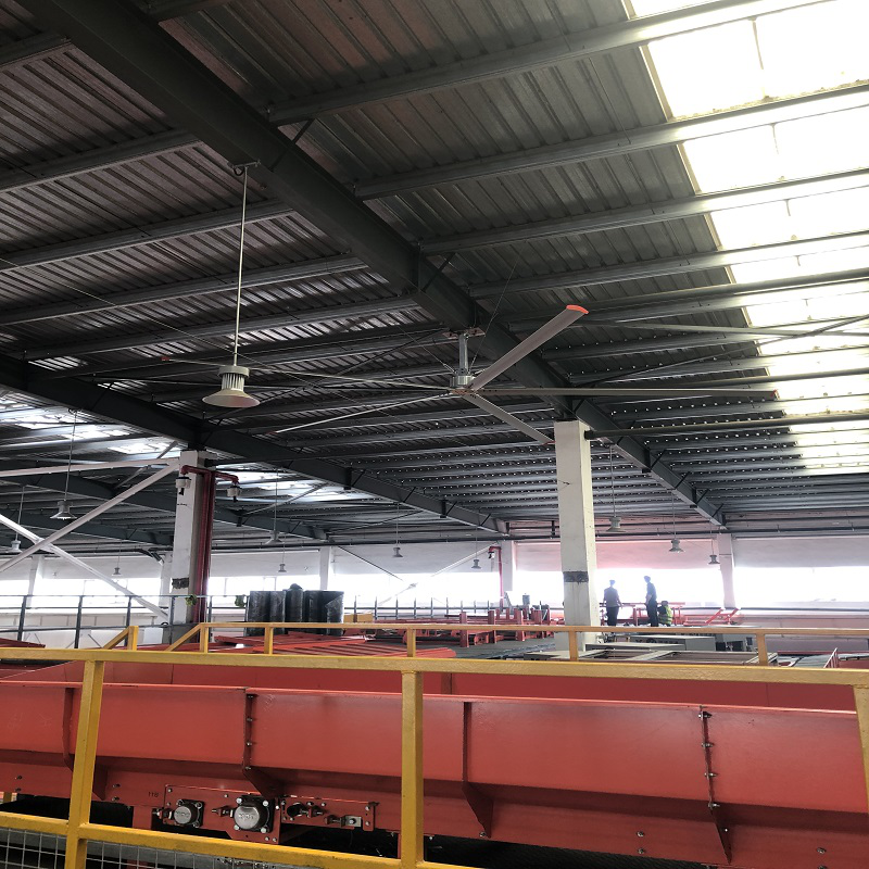 HVLS Big Ceiling Fan