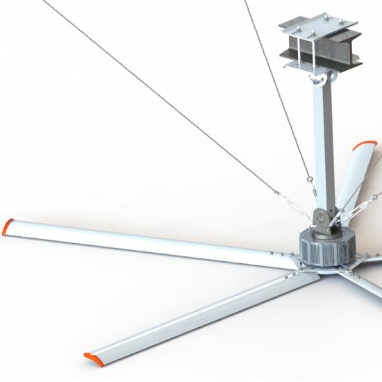 Air Cooling Industrial Ceiling Fans